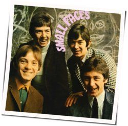 Small Faces guitar chords for Shake