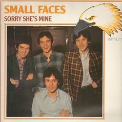Small Faces guitar chords for Sorry shes mine
