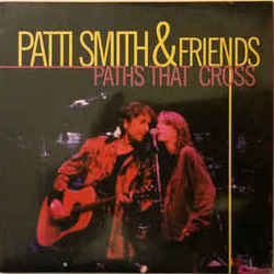 Patti Smith guitar chords for Paths that cross