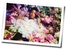 Willow Smith chords for Flowers