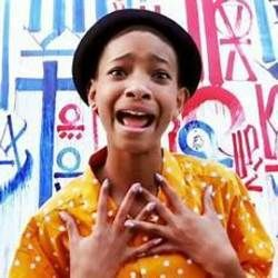 Willow Smith chords for I am me