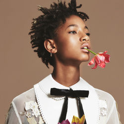 Willow Smith chords for Jimi