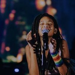 Willow Smith bass tabs for Meet me at our spot