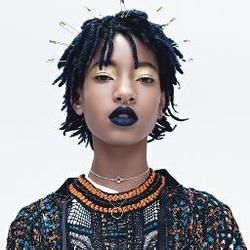 Willow Smith bass tabs for Wait a minute