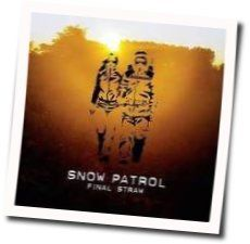 Snow Patrol tabs for Crack the shutters acoustic