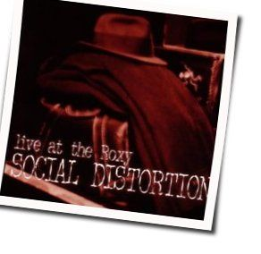 Social Distortion bass tabs for Bad luck