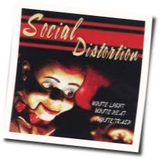 Social Distortion chords for Down here with the rest of us