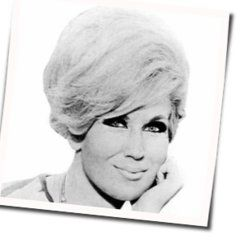 Dusty Springfield guitar chords for Something in your eyes