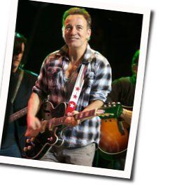 Bruce Springsteen chords for This land is your land