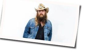 Chris Stapleton chords for Last thing i needed first thing this morning