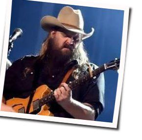 Chris Stapleton chords for Second one to know