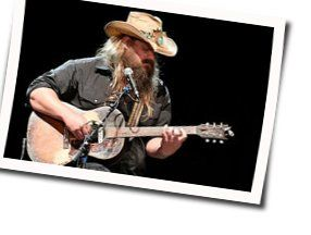 Chris Stapleton chords for Tryin to untangle my mind