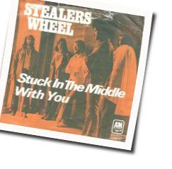 Stealers Wheel tabs for Stuck in the middle with you