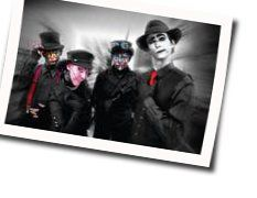 Steam Powered Giraffe chords for The space giant