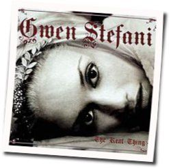 Gwen Stefani guitar chords for The real thing