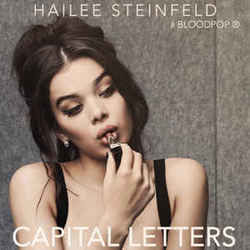 Hailee Steinfeld guitar chords for Capital letters