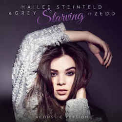 Hailee Steinfeld guitar chords for Starving