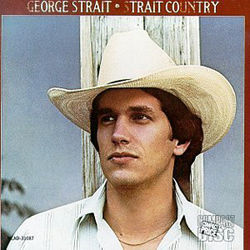 George Strait guitar chords for Honky tonk downstairs
