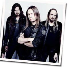 Stratovarius guitar chords for Freedom