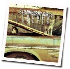 Strawberry Girls bass tabs for Agua verde