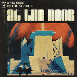 The Strokes chords for At the door