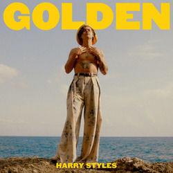 Harry Styles chords for Golden