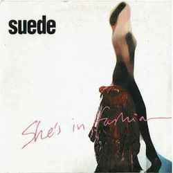 suede shes in fashion tabs and chods