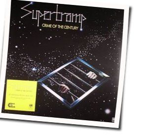 Supertramp bass tabs for Hide in your shell