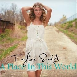 Taylor Swift guitar chords for A place in this world ukulele