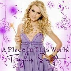 Taylor Swift guitar chords for A place in this world (Ver. 2)