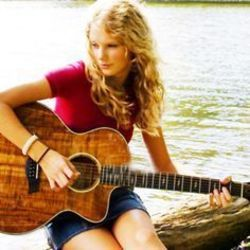 Taylor Swift guitar chords for A place in this world (Ver. 5)
