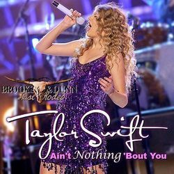 Taylor Swift guitar chords for Aint nothing bout you (Ver. 2)