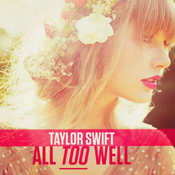 Taylor Swift guitar chords for All too well ukulele