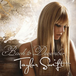 Taylor Swift guitar chords for Back to december (Ver. 5)