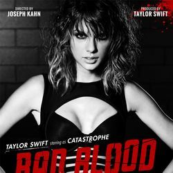 Taylor Swift chords for Bad blood