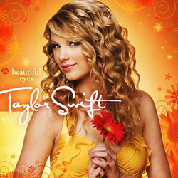 Taylor Swift guitar chords for Beautiful eyes (Ver. 2)