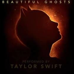 Taylor Swift guitar chords for Beautiful ghosts