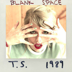 Taylor Swift guitar chords for Blank space (Ver. 2)
