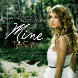 Taylor Swift chords for Mine (Ver. 2)