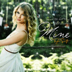 Taylor Swift chords for Mine (Ver. 3)