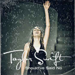 Taylor Swift chords for Shouldve said no