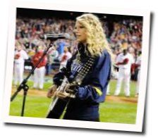 Taylor Swift tabs for Star spangled banner