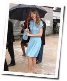 Taylor Swift chords for Umbrella