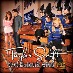 Taylor Swift chords for You belong with me