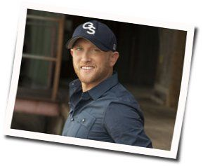 Cole Swindell guitar chords for Break up in the end acoustic