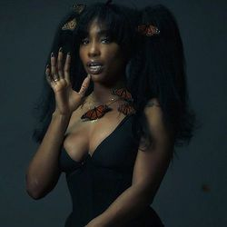 Sza guitar chords for Love galore