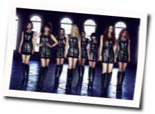 T Ara guitar tabs for Dont leave