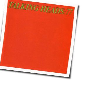 Talking Heads chords for Happy day