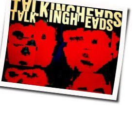 Talking Heads chords for I wish you wouldnt say that