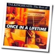 Talking Heads tabs for This must be the place